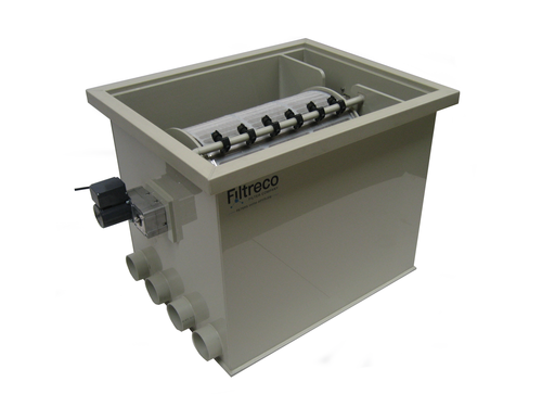 Filtreco Trommelfilter Drum 55 Pumpe (für gepumpte Version)